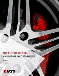The Future of Fuel – Has Diesel had it's days?