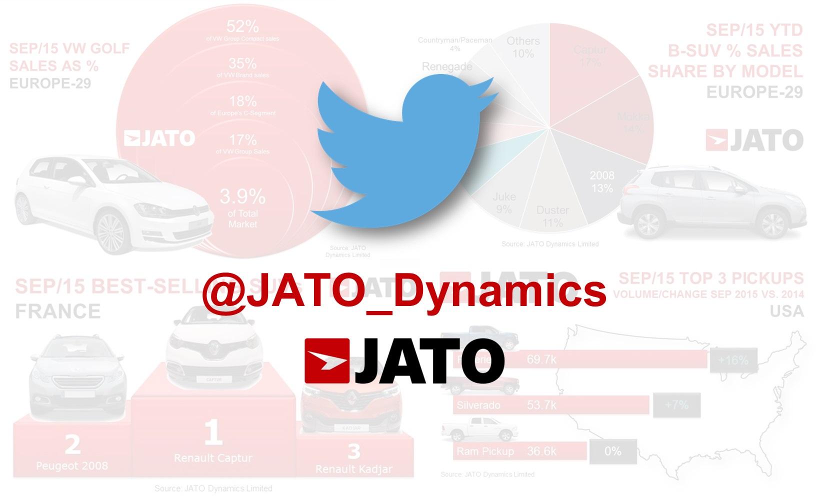 JATOのtwitter公式アカウントのフォローを宜しくお願いします