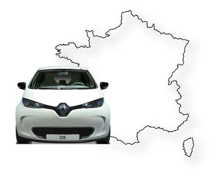 Focus on France: Electric, Hybrid & Plug-in Hybrid Vehicles