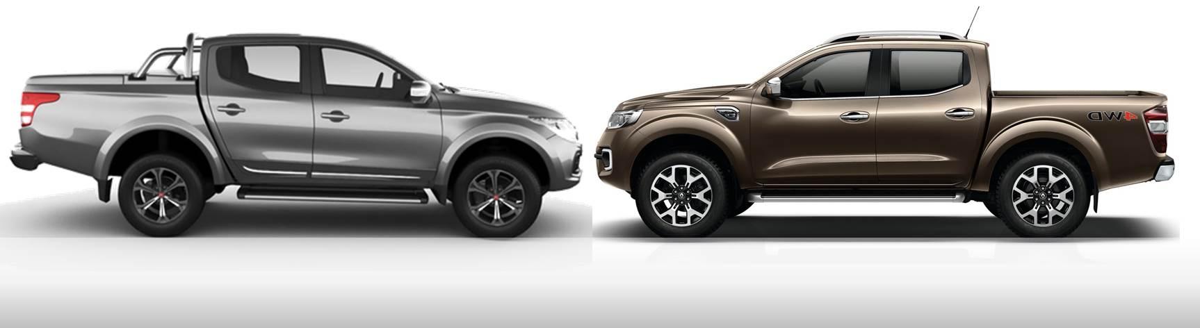 Renault Alaskan And Fiat Fullback Join A Growing Segment Jato