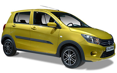 The Suzuki Celerio recorded the lowest average price/unit registered among the City-cars