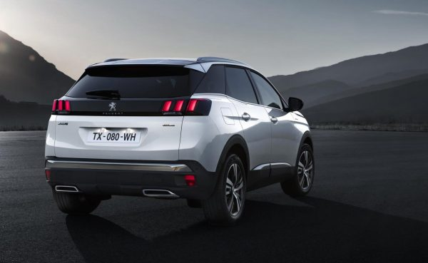 The Peugeot 3008 SUV was the model to post the highest market share increase in August