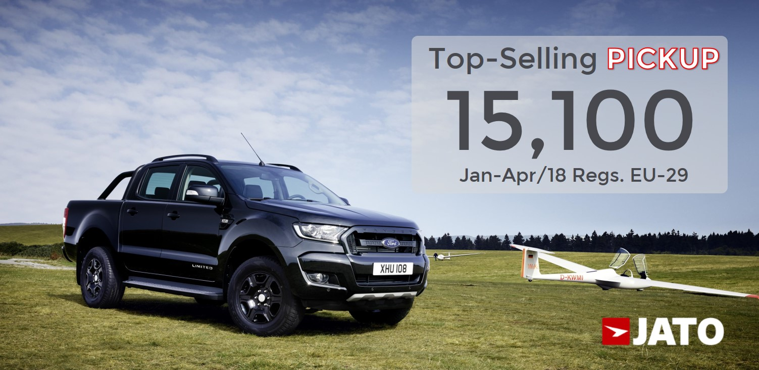 How Are The X Class Fullback And Alaskan Performing In The European Pickup Market Jato