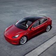 Tesla Model 3 sales figures Europe