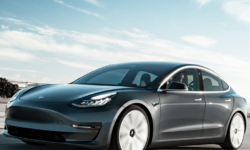 Tesla - Model 3 saloon
