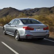 Premium executive cars - BMW 540i