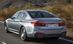 Premium executive cars - BMW 540i